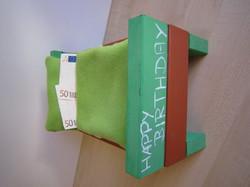 Bett - Geldgeschenke verpacken - Witzige Ideen zum Verpacken von ...