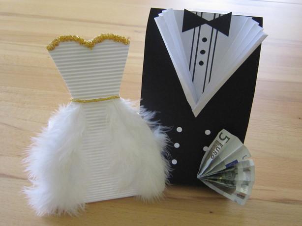 Hochzeitspaar Geldgeschenke Hochzeit Kreative Geldgeschenke Zur